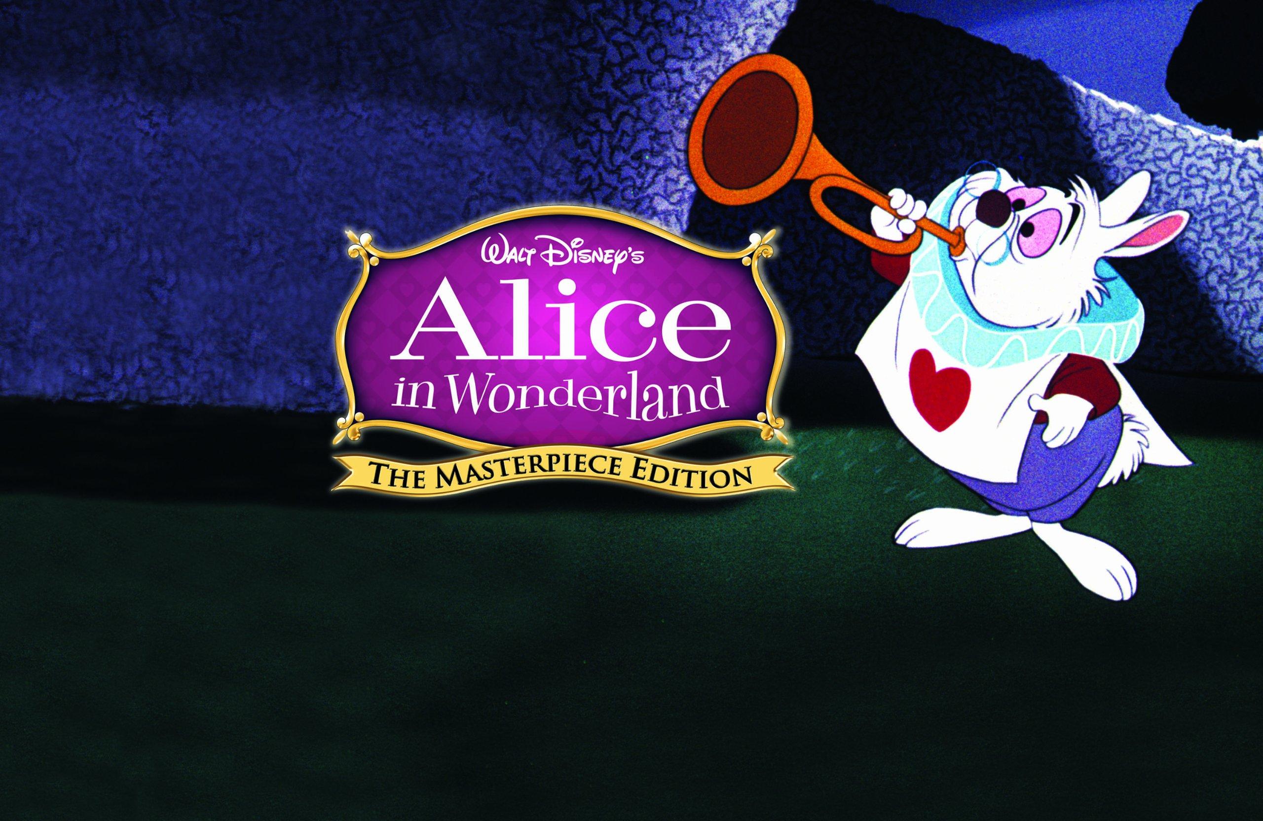 Alice in Wonderland (Two-Disc Special Un-Anniversary Edition)