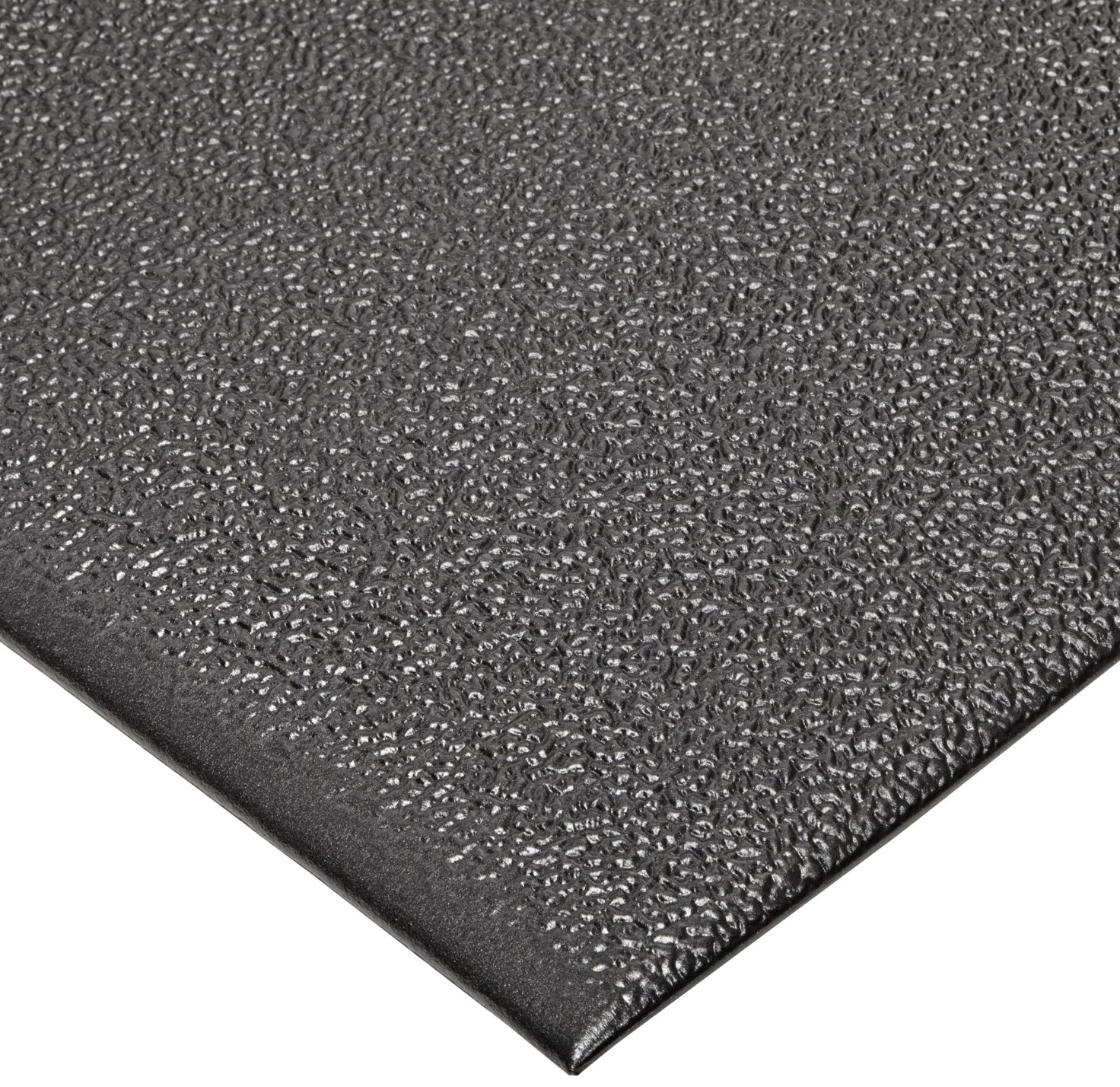 NoTrax T41 Heavy Duty PVC Safety//Anti-Fatigue Comfort Rest Pebble Foam For Dry Areas 2 Width x 5 Length x 9//16 Thickness Coal 2/' Width x 5/' Length x 9//16 Thickness Superior Manufacturing Group Inc T41S0425BL