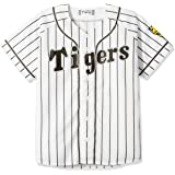 MIZUNO(ミズノ) プリントユニフォーム 阪神タイガース(ホーム&ビジター) 背番号なし