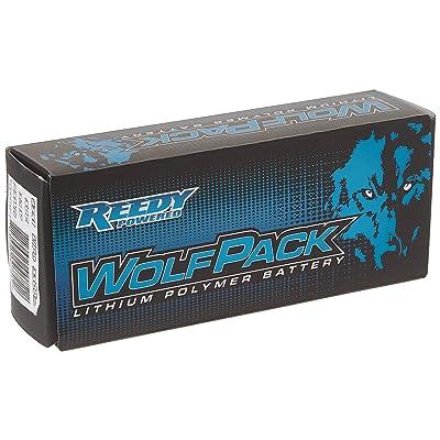 ASSOCIATED 751 Wolfpack LiPo 2S 7.4V 3300mAh 30C: Toys & Games