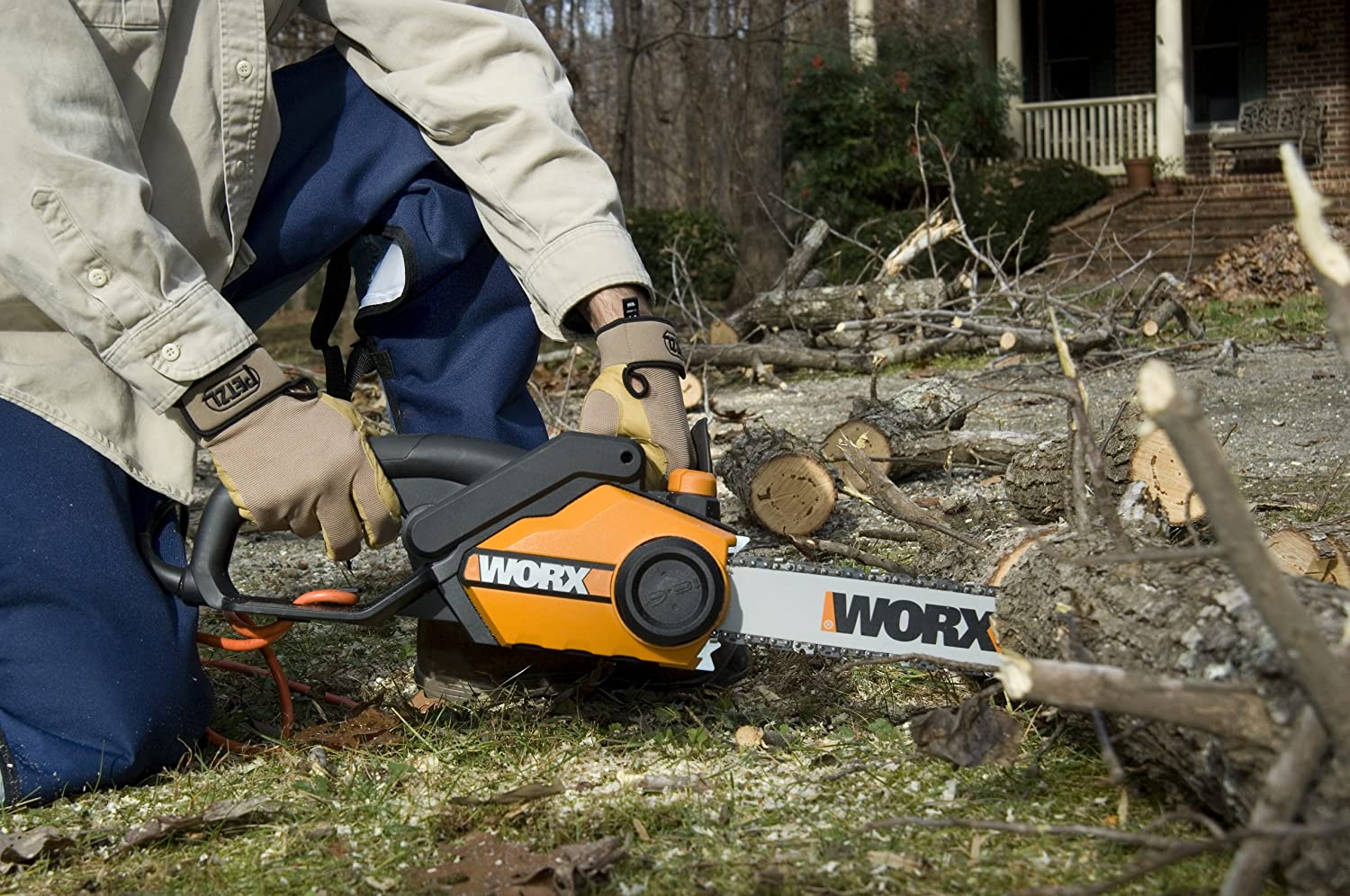 WORX WG3041 Chainsaws product image 2