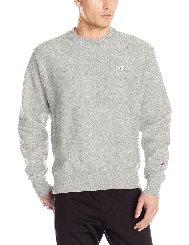 891bf7a7 Champion Life Men's Reverse Weave Sweatshirt M Oxford Gray at Amazon Men's  Clothing store: