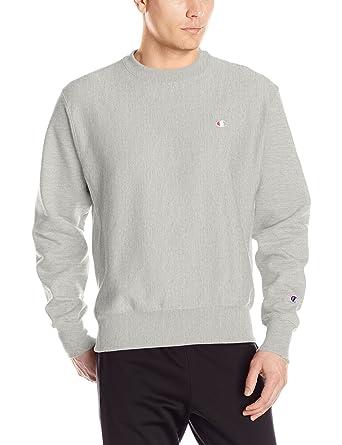 2478e66b80e1 Champion Life Men s Reverse Weave Sweatshirt XL Oxford Gray at Amazon Men s  Clothing store