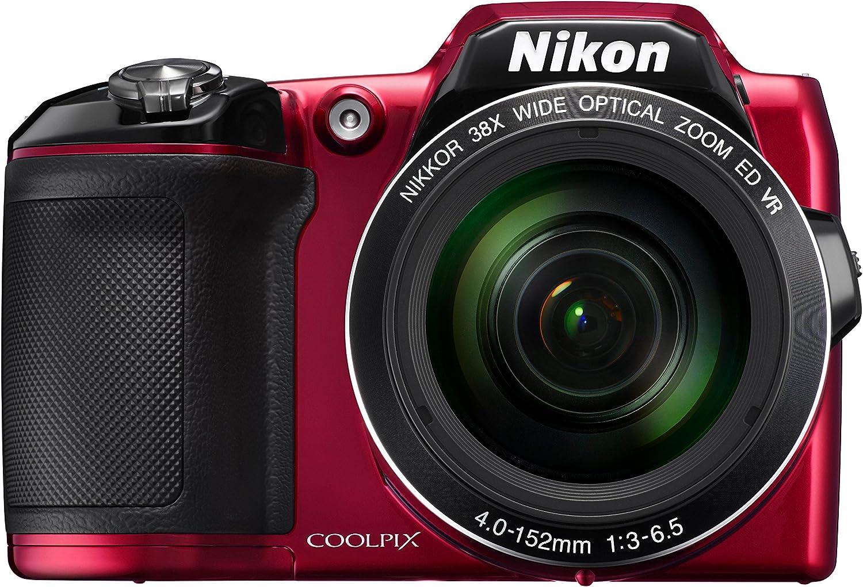 Nikon Coolpix L840 - Cámara Digital: Amazon.es: Electrónica