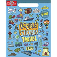 Shure T.S Doodle Travel Sticker Book
