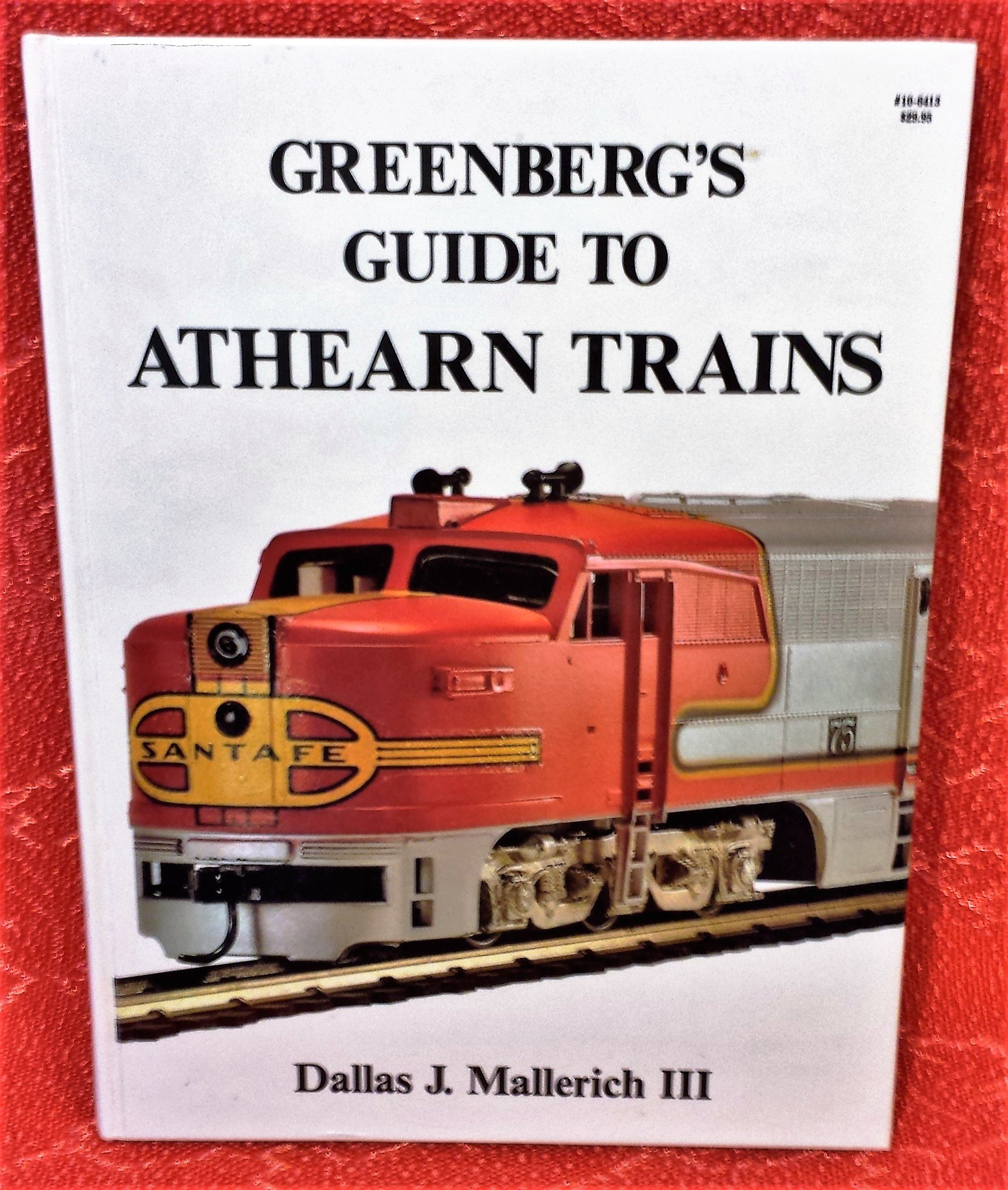 Greenberg's Guide to Athearn Trains