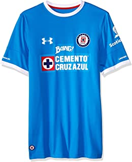 Under Armour Cruz Azul 16/17 Home Replica Jersey XL Blue Taro