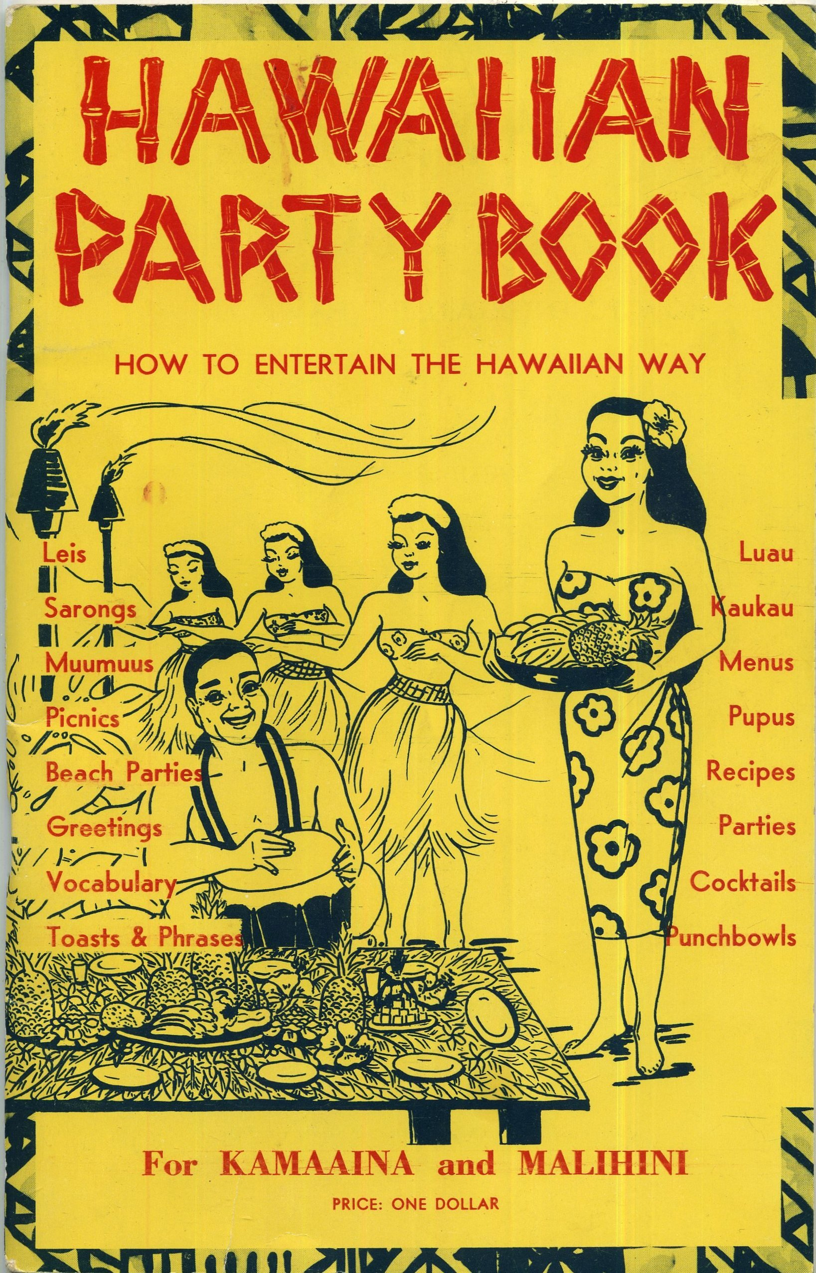 Hawaiian party book how to entertain the hawaiian way scotty guletz hawaiian party book how to entertain the hawaiian way scotty guletz amazon books m4hsunfo