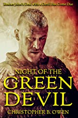 Night of the Green Devil Kindle Edition