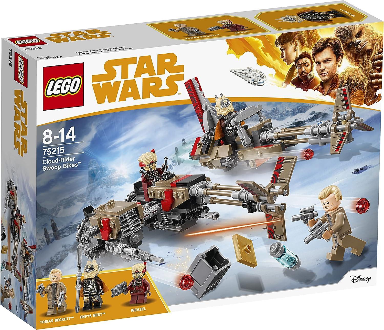 Lego 75215 Star Wars TM Cloud-Rider Swoop Bikes (Descontinuado por Fabricante)