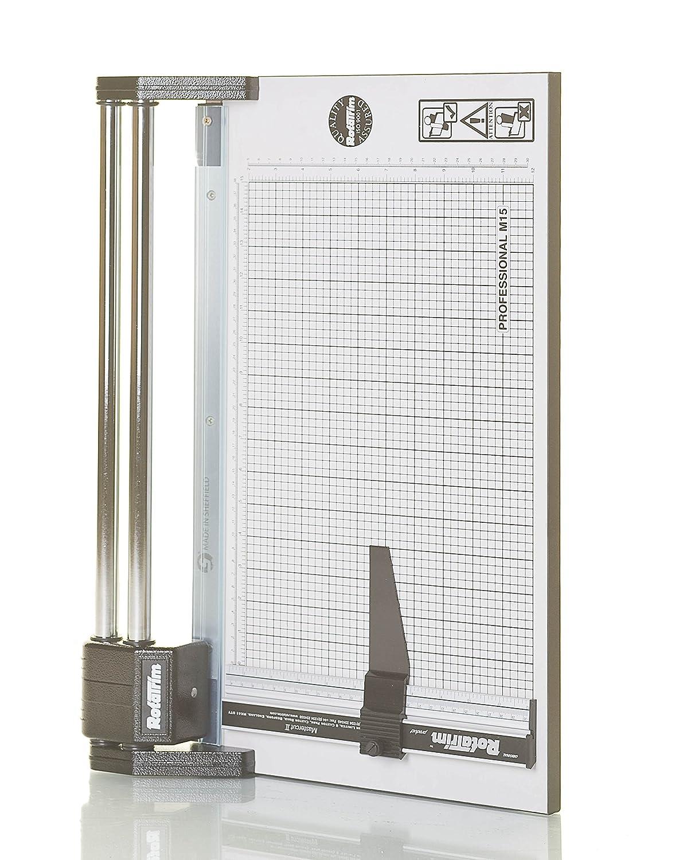 Rotatrim RC RCM15 15-Inch Cut Professional Paper Cutter// Trimmer