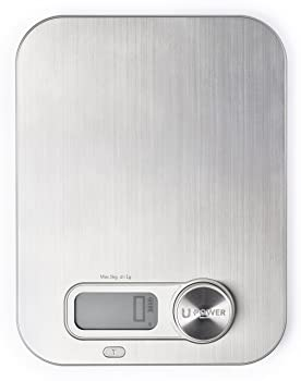 Ellessi Stainless Steel Battery Free Coffee Scale
