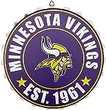 Minnesota Vikings 2016 Bottle Cap Wall Sign