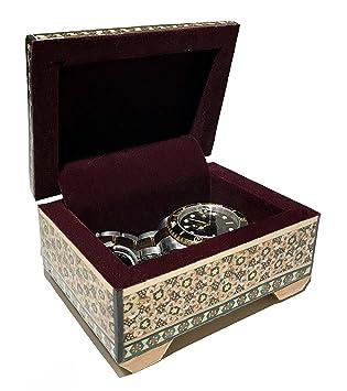 Amazoncom Handmade Jewelry Box Wooden box Jewelry organizer