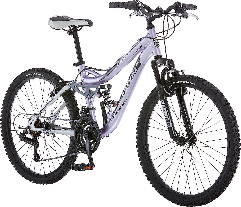 Mongoose Maxim Girls Mountain Bike- Best Cheap Mountain Bike Under 300 Dollars