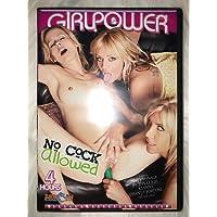 No Cock Allowed - 4 Hours [DVD] Porno
