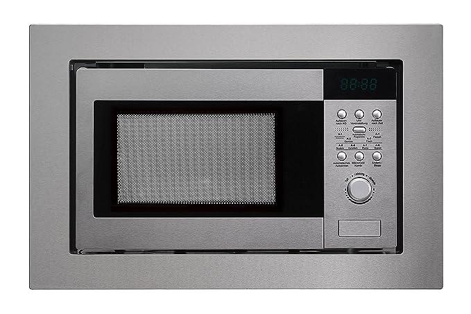 Silver Line MWG 620 e incasso dispositivo Microonde/Forno a ...