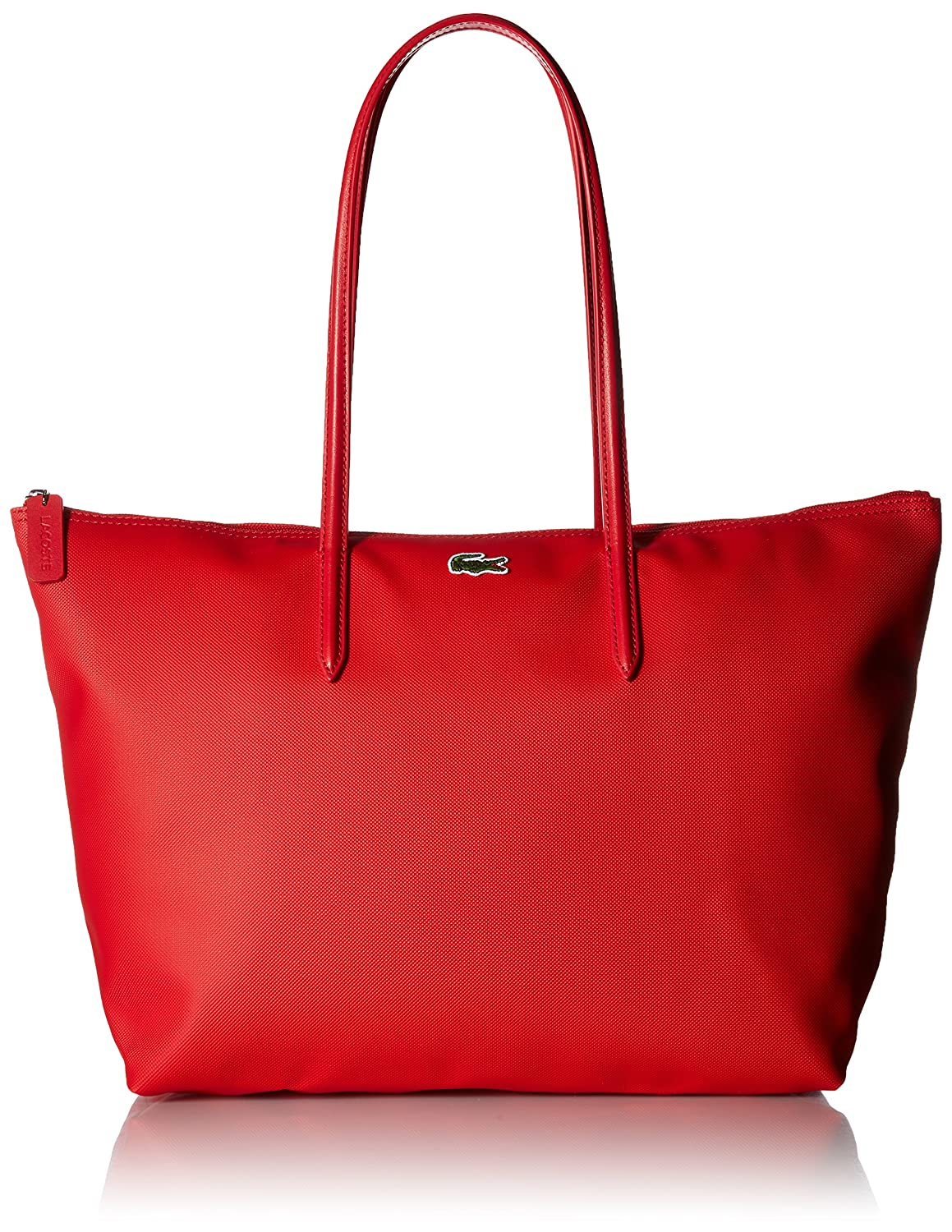 Lacoste レディース B01KHDNNE4 883 High Risk Red 883 High Risk Red