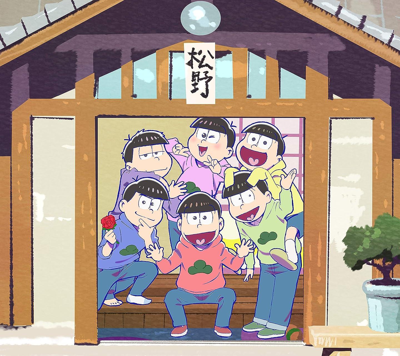 おそ松さん 松野家 HD(1440×1280)スマホ 壁紙・待ち受け