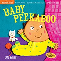 Indestructibles: Baby Peekaboo: Chew Proof · Rip Proof · Nontoxic · 100% Washable (Book for Babies, Newborn Books, Safe…