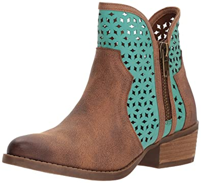 c65a7cbb2d Not Rated Women's Emily Ankle Boot