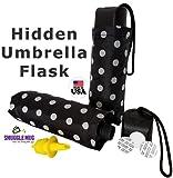 Umbrella Flask 9 oz (266 ml) by Smuggle Mug
