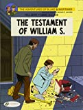 The adventures of Blake & Mortimer, The testament of William S. Tome 24