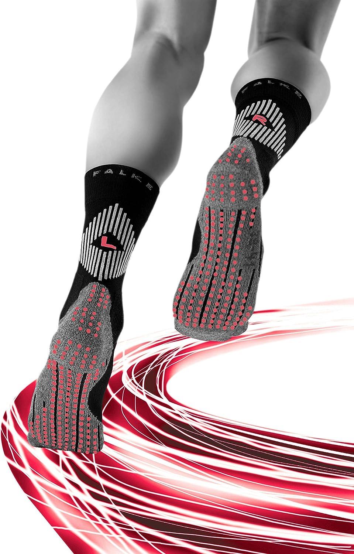 1 Paar Funktionsfaser FALKE Unisex Socken 4 GRIP Stabilizing