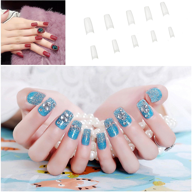 Berühmt Verschiedene Gefälschte Nagelformen Fotos - Nagellack-Design ...