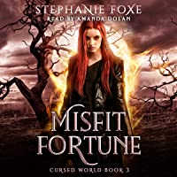 Misfit Fortune: The Misfit Series, Book 3