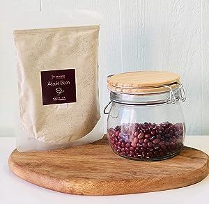 (Amu nutrition) Mongolian Roasted Adzuki beans powder tea, /Anti-oxident/ slimming/healthy heart/ Super Food/