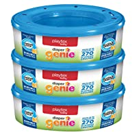 6-Pack Playtex Diaper Genie Refill 270 count Deals
