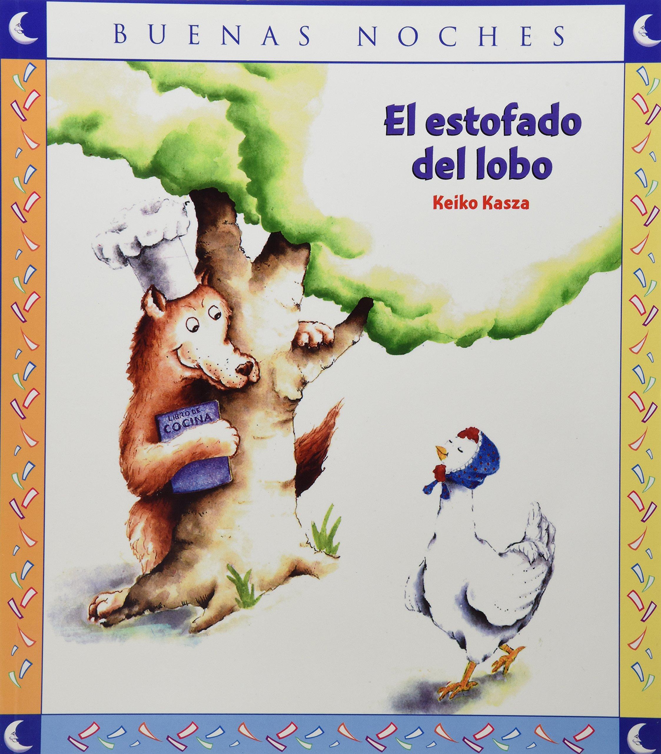 El estofado del lobo / The wolf stew (Spanish Edition) ebook
