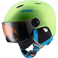 uvex Junior Visor Pro Skihelm voor kinderen