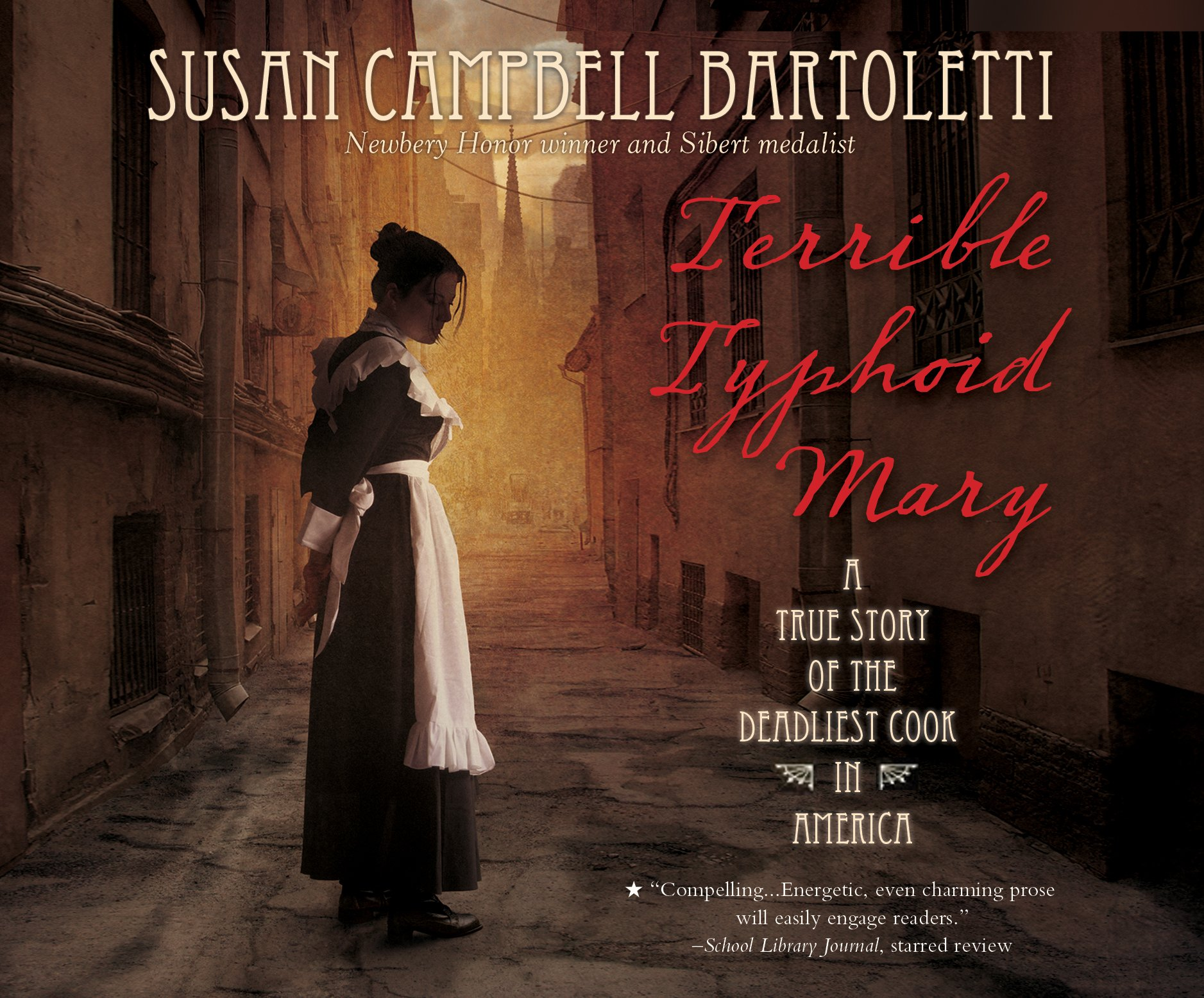 Terrible Typhoid Mary: A True Story of the Deadliest Cook in America pdf epub