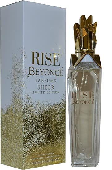 Amazoncom Beyonce Rise Sheer Limited Edition 100 Ml Edp Spray