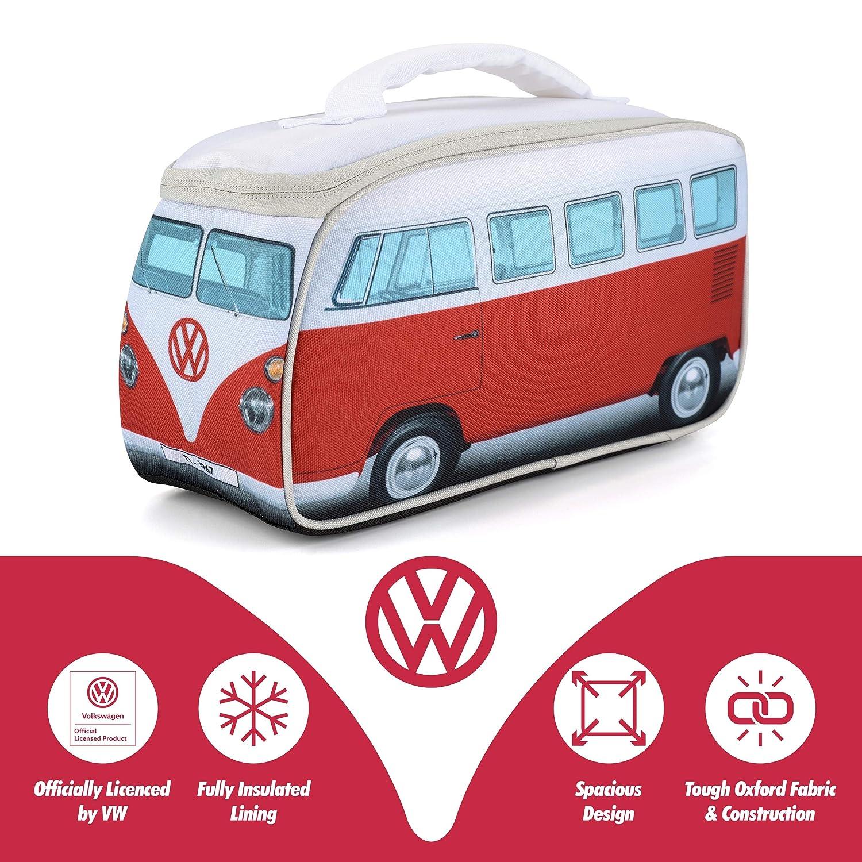 Rosa VW-Geschenke Board Masters Volkswagen VW-Lunchbag Unisex f/ür Erwachsene und Kinder VW Bulli T1 Samba