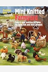 Mini Knitted Farmyard Paperback