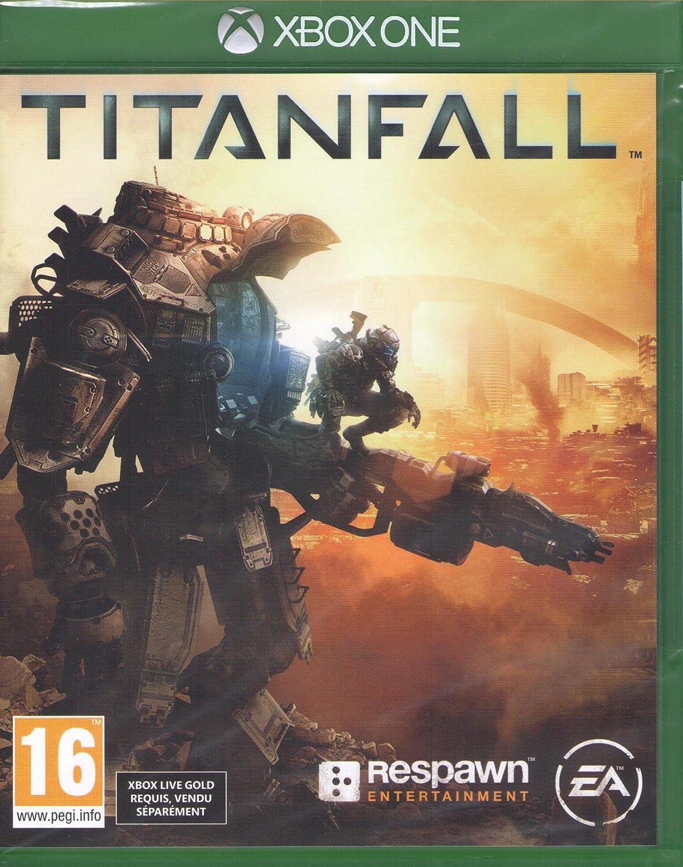 Amazon com: Titanfall - Xbox One: Electronic Arts: Video Games