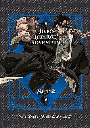 JoJo's Bizarre Adventure Set 2: Stardust Crusaders: Amazon com au