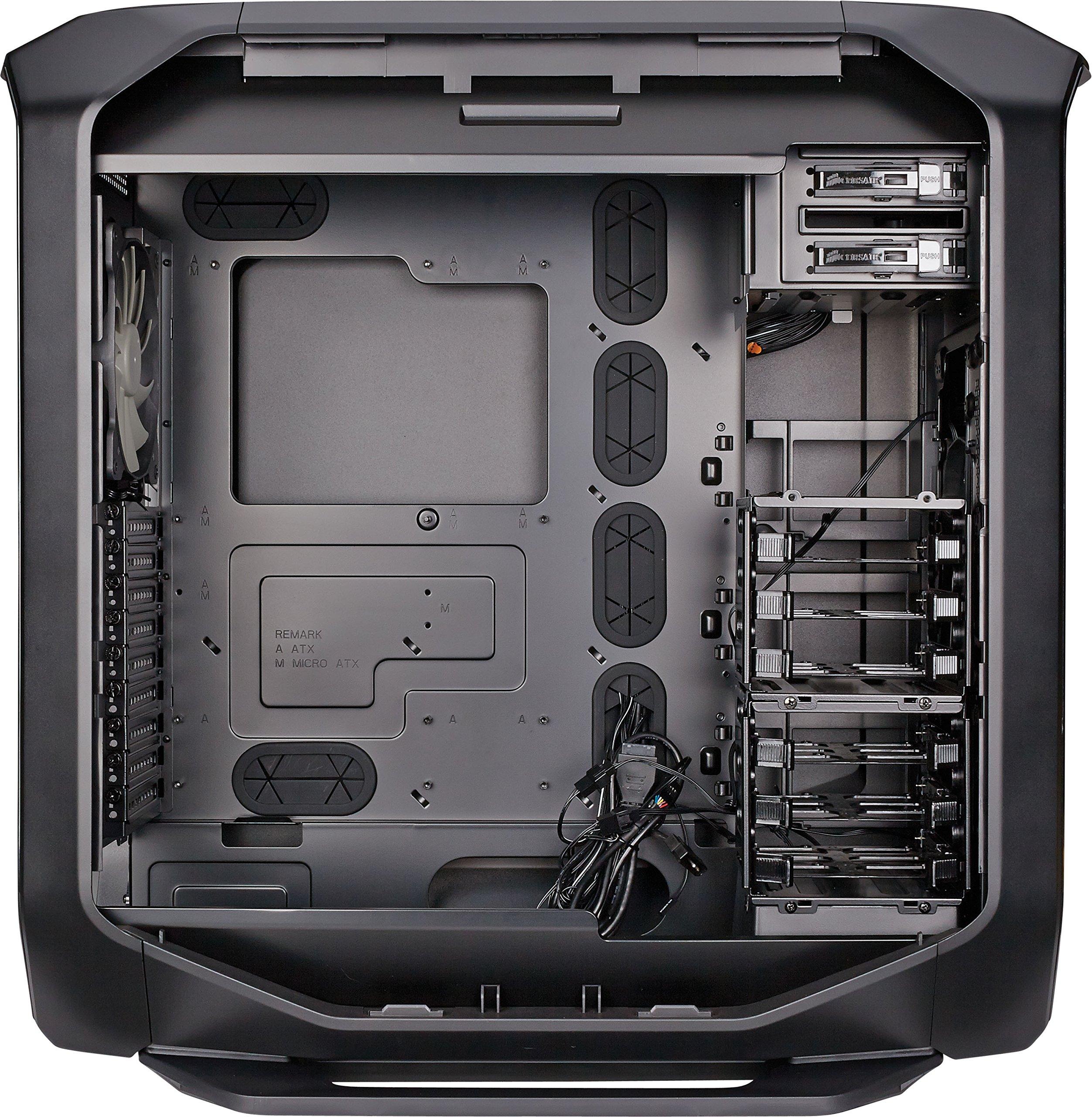 Corsair Graphite Series 780T Full Tower PC Case - Black by Corsair (Image #7)