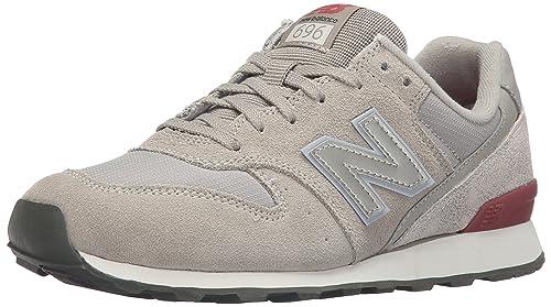 New Balance 696 Limpiar Compuesto de La Mujer, Estilo de Vida Zapatillas: Amazon.es: Zapatos y complementos