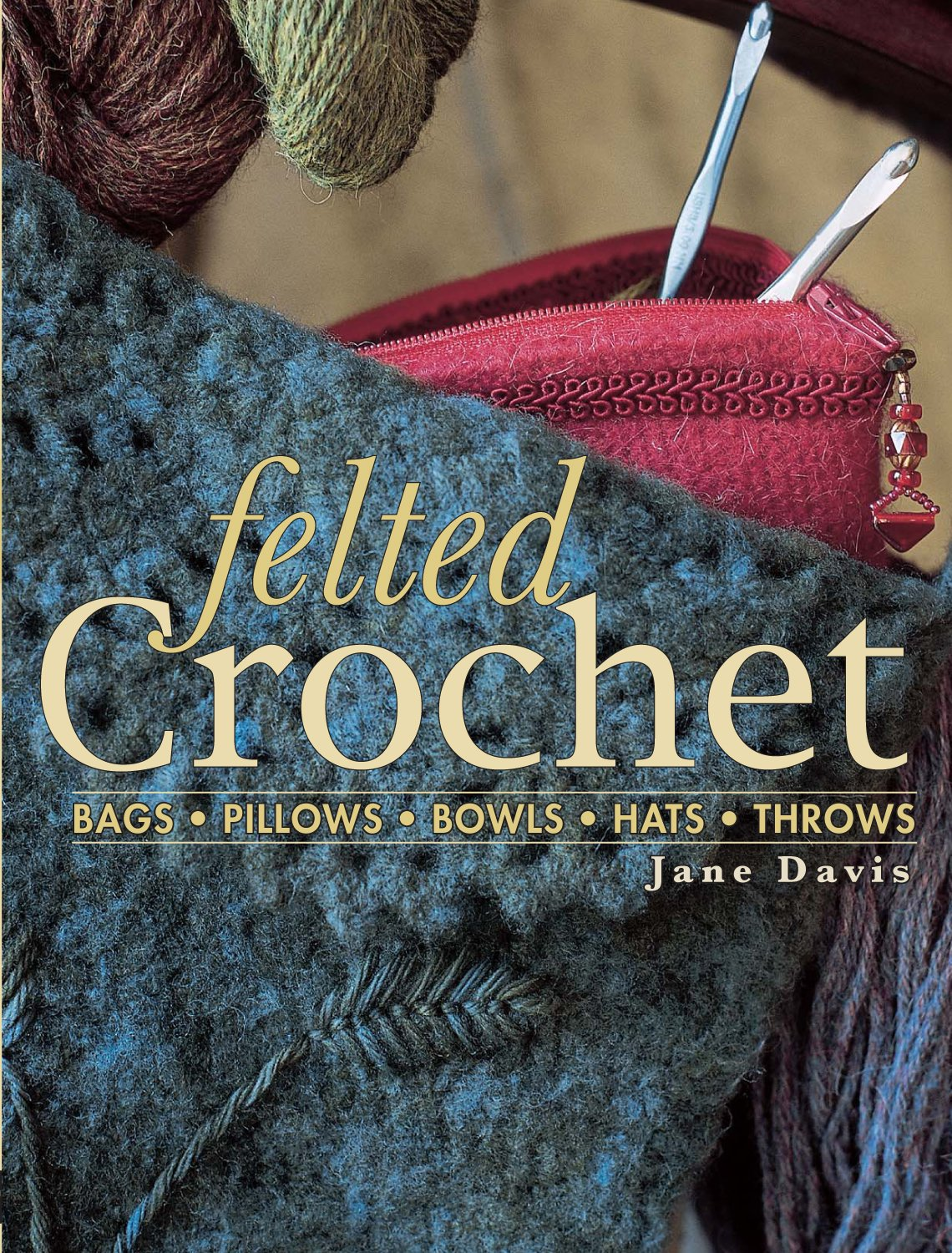 Felted Crochet by F&W Publications (Image #1)