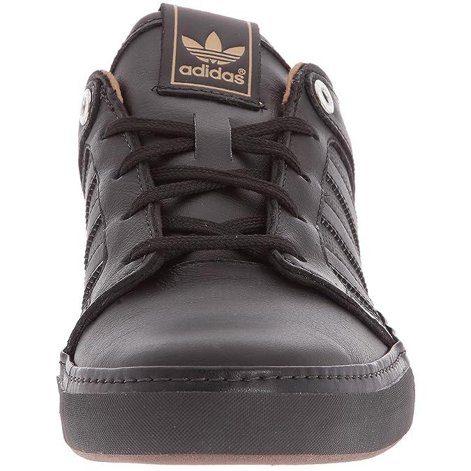 Adidas Vespa PX 2 Lo Scarpe Uomo, Multisport, Nero (Noir