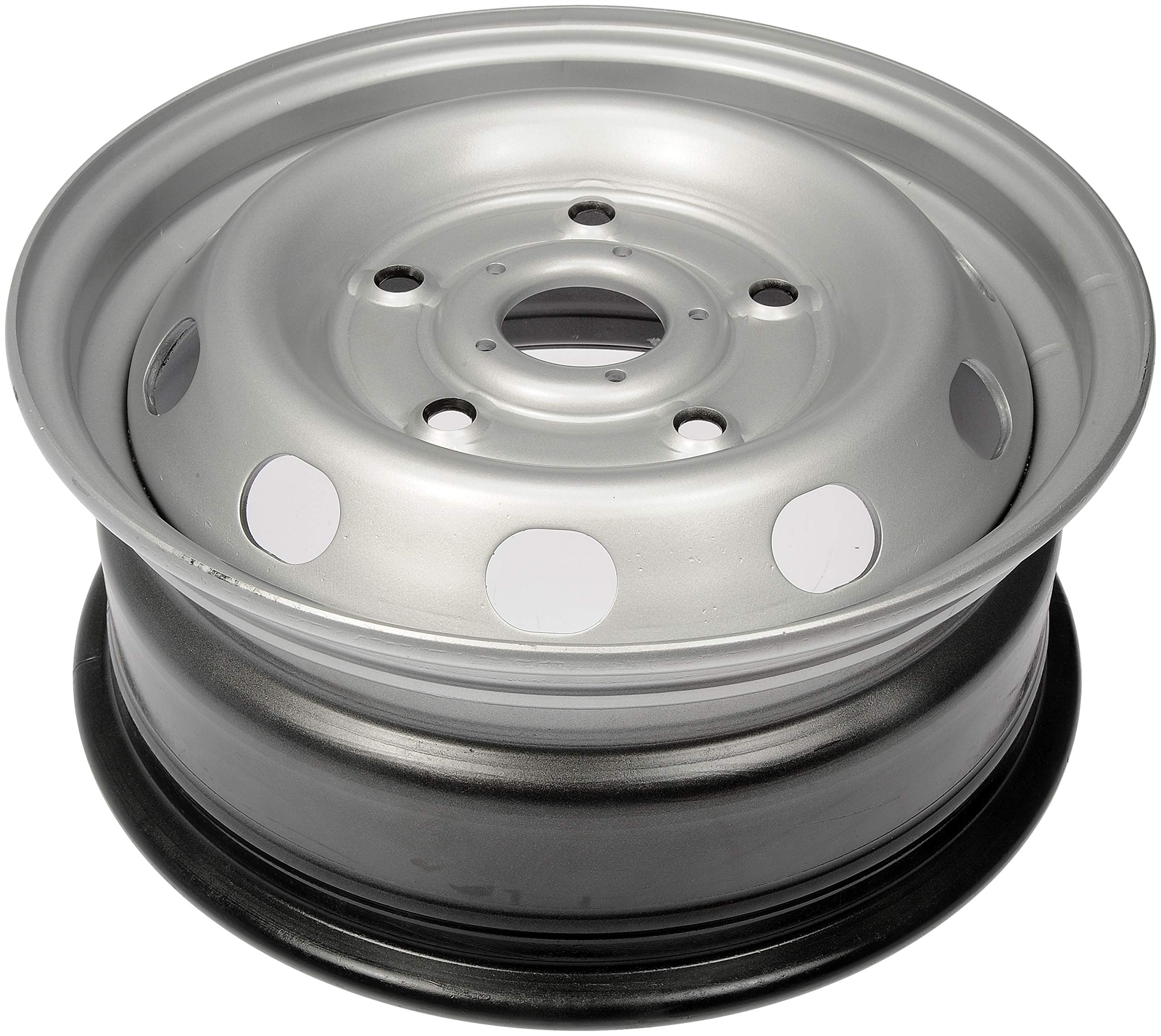 Dorman 939-302 Steel Wheel for Select Ford Models (16×6.5 in / 5x160mm)