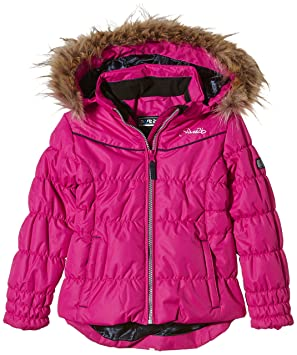 Dare 2b Girl s Emulate Ski Jacket-Electric Pink 6712be68b