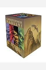 The Inheritance Cycle Series 4 Book Set Collection Eragon, Eldest, Brisngr Paperback