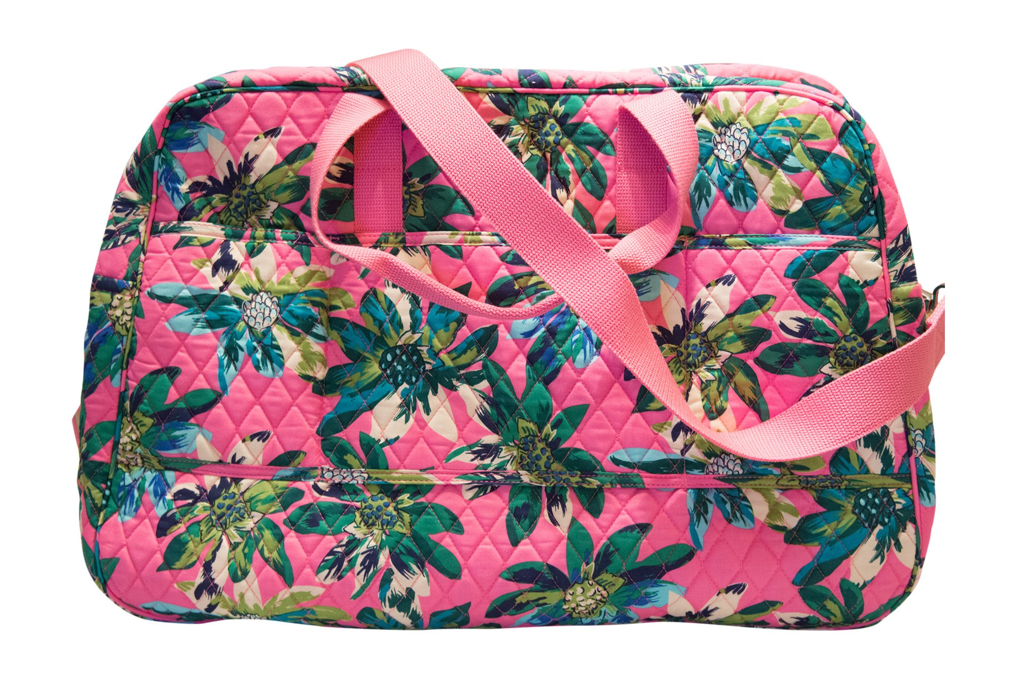 Vera Bradley Grand Traveler Bag, Tropical Paradise by Vera Bradley (Image #2)