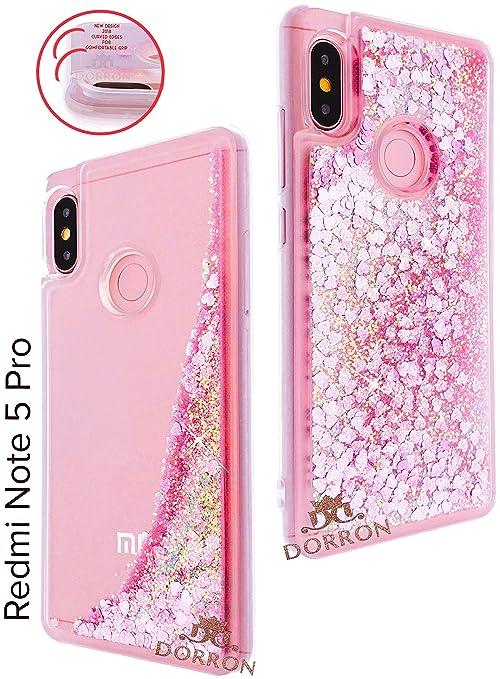 754d818d8f2 DORRON Glitter Bling Stylish Designer Transparent Back  Amazon.in   Electronics
