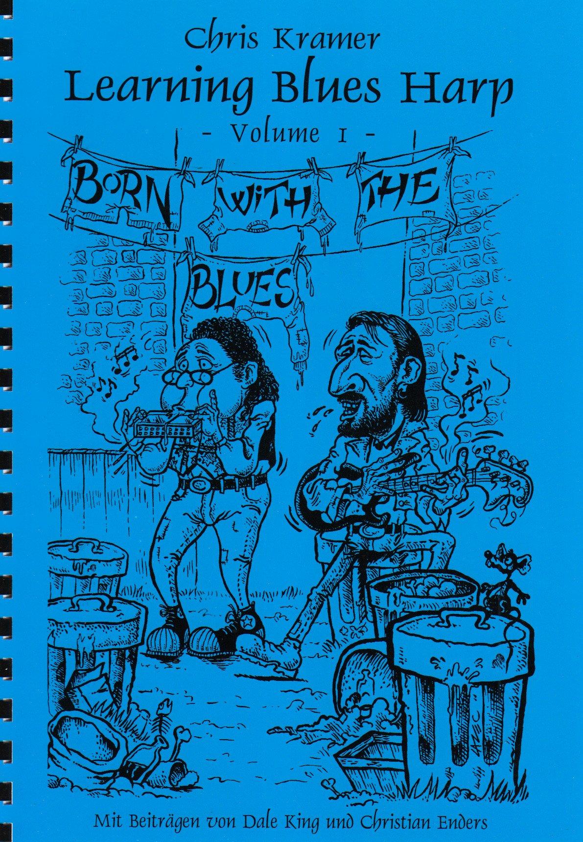 Learning Blues-Harp Volume 1: Das Buch für den Blues